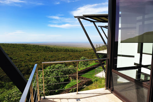 Pikaia Lodge Balcony Suite