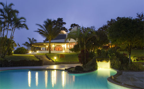 The Royal Palm Hotel, Galapagos