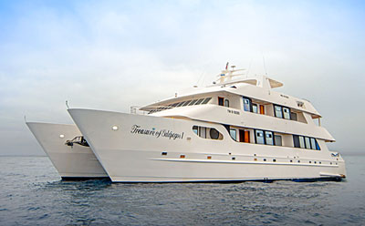 Treasure of Galapagos First Class Catamaran