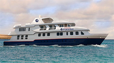 Natural Paradise Galapagos cruise and tour